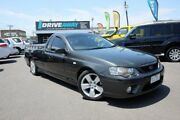 2007 Ford Falcon BF Mk II XR6 Ute Super Cab Grey 5 Speed Manual Utility Dandenong Greater Dandenong Preview