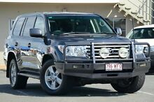 2011 Toyota Landcruiser VDJ200R MY10 VX Grey 6 Speed Sports Automatic Wagon Tweed Heads South Tweed Heads Area Preview