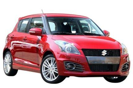 2014 Suzuki Swift FZ MY14 Sport 7 Speed CVT Auto Sequential Hatchback Australia Australia Preview