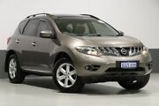 2011 Nissan Murano Z51 MY10 TI Bronze Continuous Variable Wagon Bentley Canning Area Preview
