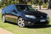 2009 Ford Falcon FG XR8 Black 6 Speed Sports Automatic Sedan Wangara Wanneroo Area Preview