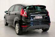 2009 Ford Fiesta WS Zetec Black 4 Speed Automatic Hatchback Wynnum Brisbane South East Preview