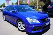 2012 Toyota Aurion GSV50R Sportivo ZR6 Blue 6 Speed Sports Automatic Sedan Phillip Woden Valley Preview