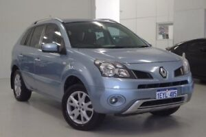 2009 Renault Koleos H45 Dynamique Blue 6 Speed Manual Wagon Myaree Melville Area Preview