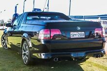 2008 Holden Special Vehicles Maloo E Series R8 Black 6 Speed Sports Automatic Utility Wangara Wanneroo Area Preview