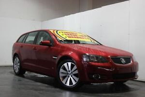 2012 Holden Commodore VE II MY12.5 Z-Series Red 6 Speed Automatic Sportswagon Underwood Logan Area Preview