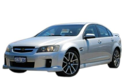 2008 Holden Commodore VE SS Silver 6 Speed Sports Automatic Sedan Midland Swan Area Preview