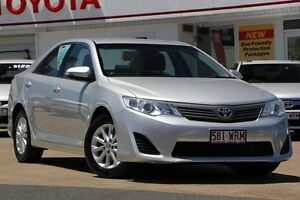 2013 Toyota Camry ASV50R Altise Silver Pearl 6 Speed Sports Automatic Sedan Woolloongabba Brisbane South West Preview