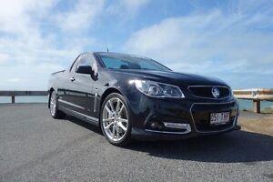 2013 Holden Ute Black Auto Seq Sportshift Mackay Mackay City Preview