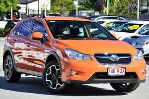 2015 Subaru XV G4-X MY15 2.0i Lineartronic AWD Orange 6 Speed Constant Variable Wagon Toowong Brisbane North West Preview
