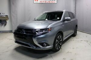 2018 Mitsubishi Outlander PHEV PHEV SE AWD PLUG-IN HYBRID, LEATH