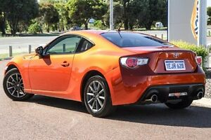 2014 Toyota 86 ZN6 GT Orange 6 Speed Sports Automatic Coupe East Rockingham Rockingham Area Preview
