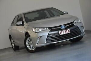 2017 Toyota Camry AVV50R Altise Silver 1 Speed Constant Variable Sedan Hybrid Indooroopilly Brisbane South West Preview