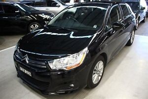 2013 Citroen C4 B7 Seduction Black 4 Speed Sports Automatic Hatchback Maryville Newcastle Area Preview