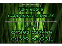 Fareham & Portsmouth Gardening Services