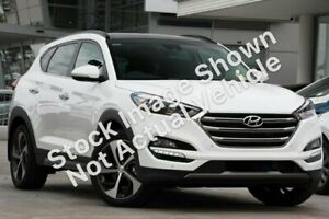 2017 Hyundai Tucson TLE2 MY18 Highlander AWD White 6 Speed Sports Automatic Wagon Gympie Gympie Area Preview