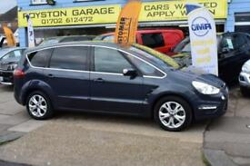 2012 12 FORD S-MAX 1.6TDCi TITANIUM GOOD AND BAD CREDIT CAR FINANCE AVAILABLE