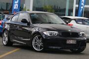 2012 BMW 135i E82 LCI MY0312 M Sport D-CT Black 7 Speed Sports Automatic Dual Clutch Coupe Nundah Brisbane North East Preview