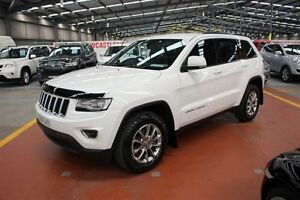 2015 Jeep Grand Cherokee WK MY15 Laredo White 8 Speed Sports Automatic Wagon Maryville Newcastle Area Preview