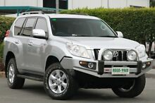 2012 Toyota Landcruiser Prado KDJ150R GXL Silver 5 Speed Sports Automatic Wagon Acacia Ridge Brisbane South West Preview