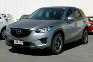 2012 Mazda CX-5 KE1071 Maxx SKYACTIV-Drive Grey 6 Speed Sports Automatic Wagon Underwood Logan Area Preview