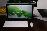 "Sony Vaio Tap 20"" Touchscreen Desktop Computer Intel i5"