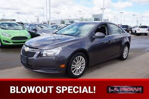 2011 Chevrolet Cruze ECO Bluetooth,  A/C,