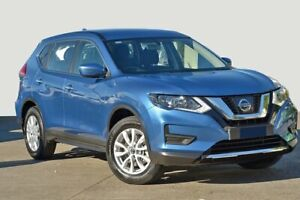 2017 Nissan X-Trail T32 ST X-tronic 2WD Blue 7 Speed Constant Variable Wagon Kedron Brisbane North East Preview