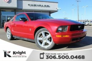 2008 Ford Mustang BASE - 6 Disc CD Player - Remote Start