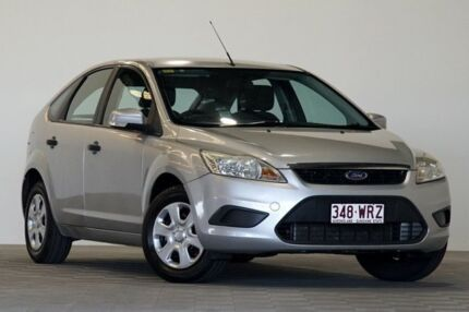 2009 Ford Focus LV CL Silver 5 Speed Manual Hatchback Coopers Plains Brisbane South West Preview