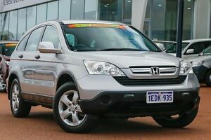 2009 Honda CR-V RE MY2007 4WD Silver 5 Speed Automatic Wagon Wangara Wanneroo Area Preview