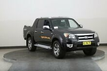 2011 Ford Ranger PK Wildtrak (4x4) Black 5 Speed Automatic Dual Cab Pick-up Smithfield Parramatta Area Preview