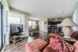 WELCOME HOME! GORGEOUS 2 BR 2 BATH CONDO APT BY THE LAKE!