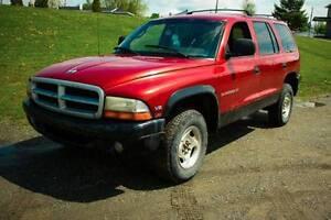 1998 Dodge Durango VUS