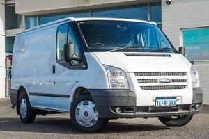 2013 Ford Transit VM MY13 280 Low Roof SWB White 6 Speed Manual Van Bayswater Bayswater Area Preview