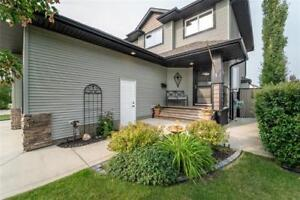 HOUSE FOR SALE   with    REAR RV PARKING  Red Deer Ab.