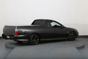 2001 Holden Commodore VU S Black 4 Speed Automatic Utility Smithfield Parramatta Area Preview