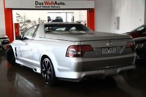 2009 Holden Special Vehicles Maloo E Series MY09 R8 Silver 6 Speed Manual Utility Seaford Frankston Area Preview