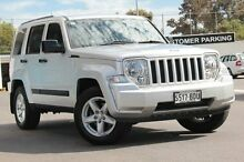 2012 Jeep Cherokee KK MY12 Sport 4x2 Silver 4 Speed Automatic Wagon Nailsworth Prospect Area Preview