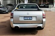 2008 Holden Ute VE SV6 Silver 5 Speed Sports Automatic Utility Fremantle Fremantle Area Preview
