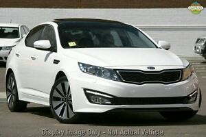 2010 Kia Optima TF MY11 Platinum White 6 Speed Sports Automatic Sedan Wangara Wanneroo Area Preview