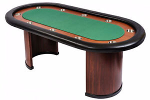 POKER TABLE - THIS ONE IS PERFECT, Brand New!!!