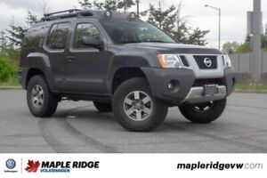 2013 Nissan Xterra PRO-4X ON OWNER, NO ACCIDENTS, LOCAL CAR!