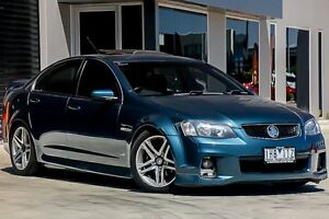 2010 Holden Commodore VE II SV6 Green 6 Speed Sports Automatic Sedan Pakenham Cardinia Area Preview