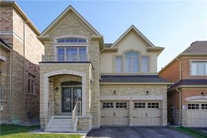 Luxurious 9 months new 4 bedroom detached in Caledon