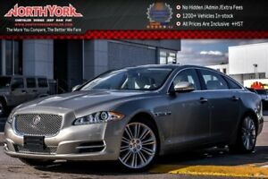 2014 Jaguar  XJL Portfolio |AWD|Sunroof|Nav|Massage|Heat&VtdSea