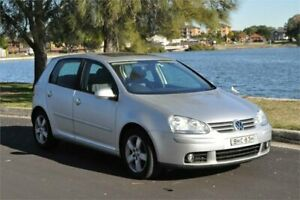 2008 Volkswagen Golf 1K MY09 2.0 FSI Pacific Silver 6 Speed Tiptronic Hatchback Five Dock Canada Bay Area Preview
