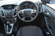 2014 Ford Focus LW MKII MY14 Trend PwrShift Blue 6 Speed Sports Automatic Dual Clutch Hatchback Hoppers Crossing Wyndham Area Preview