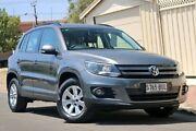 2013 Volkswagen Tiguan 5N MY14 132TSI DSG 4MOTION Pacifi Grey 7 Speed Auto Sportshift Wagon Glenelg Holdfast Bay Preview