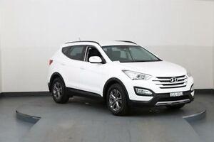2012 Hyundai Santa Fe DM Active CRDi (4x4) White 6 Speed Automatic Wagon Smithfield Parramatta Area Preview